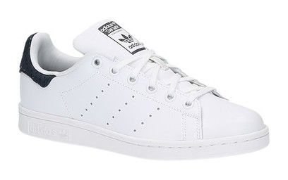 adidas stan smith wit en zwart