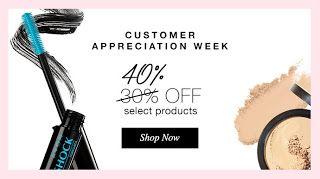 Make Up & The Tomboy: Customer Appreciation Week day 5