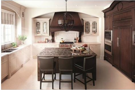 Love this clean look of this kitchen   My Dream Home!   Pinterest ...