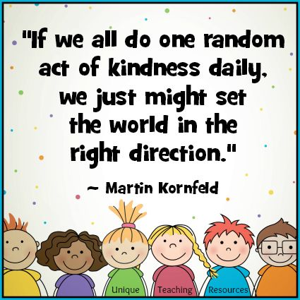 quotes about kindness classroom posters and graphics