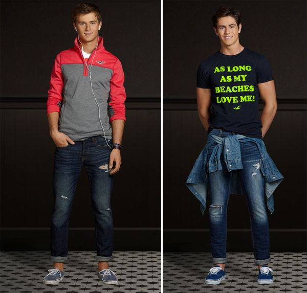Hollister Shirt for Men | Fashionjunkie | Pinterest ...