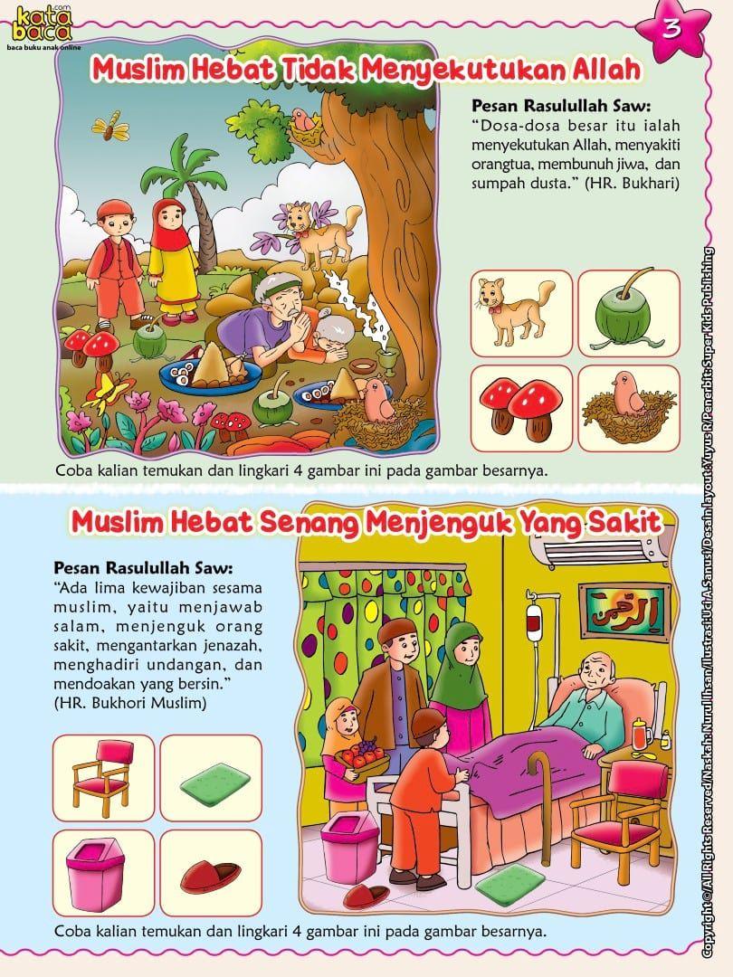Baca Online Buku Character Building Anak Muslim Hebat Dengan