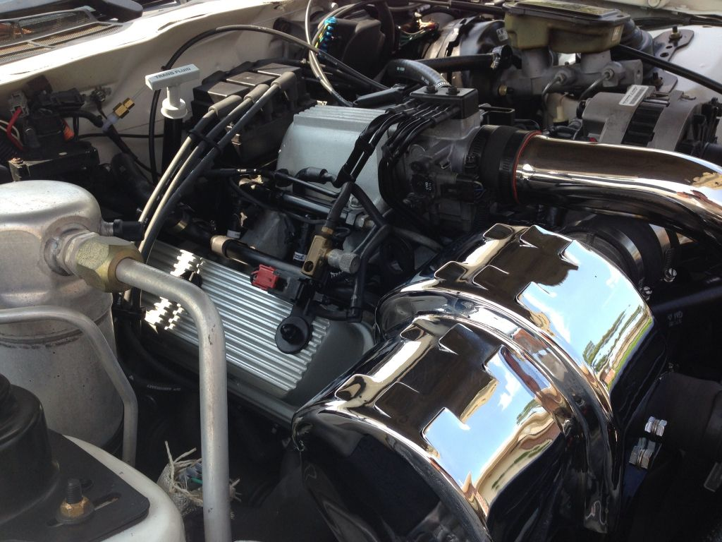 1989 Turbo Trans Am buick 3.8 Turbocharged and Intercooled