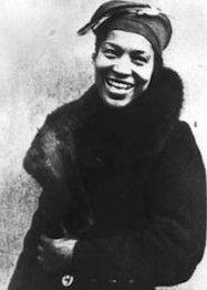 Zora Neale Hurston Interview 1934 Literaryladiesguide Famou African American Women Americans Essay