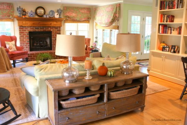 Home Tour | Cozy family rooms, Decorating and Room