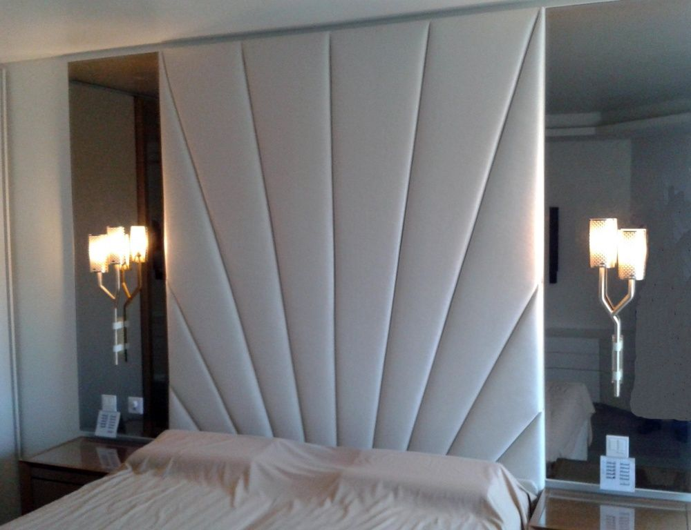 padded wall tiles - Google Search (With images ...