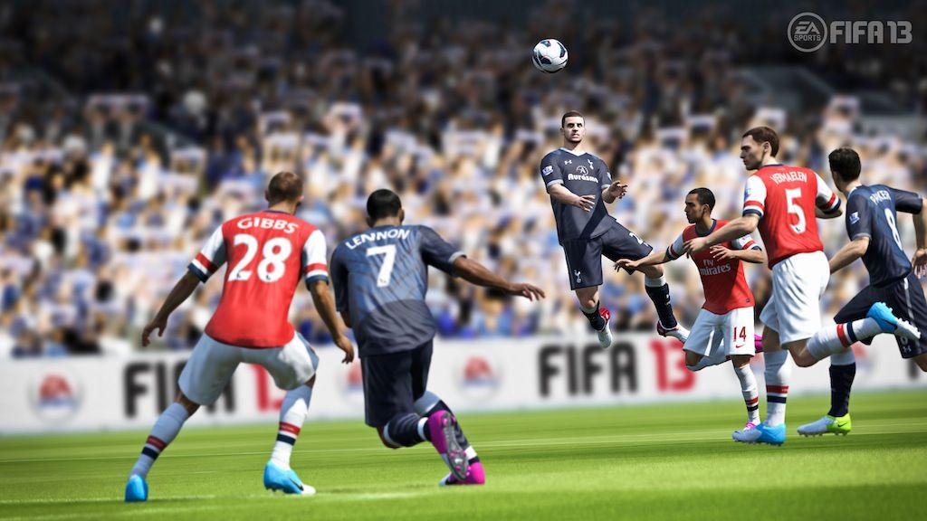 EA Sports and FIFA Extend Licensing Agreement Fifa 13