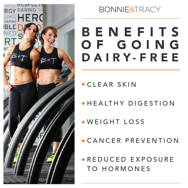 benefits of a dairy free diet