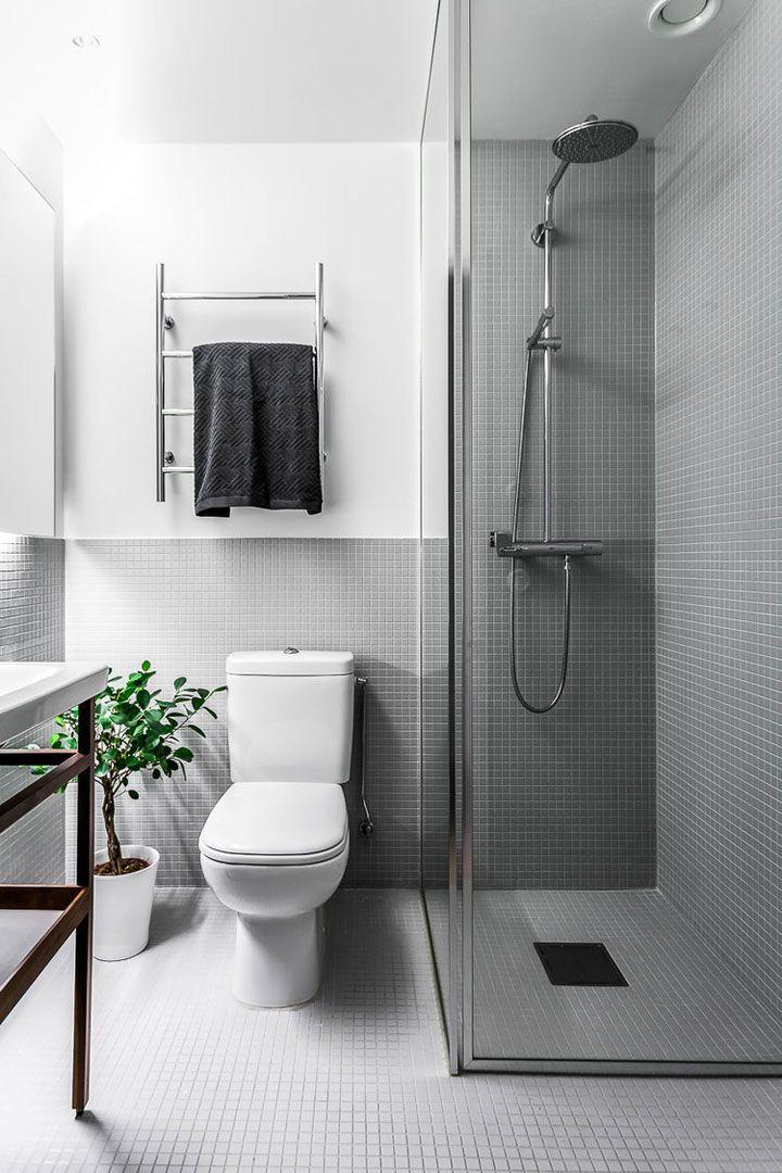 Bij een mini badkamer is het vaak lastig om deze ruimte naar eigen ...