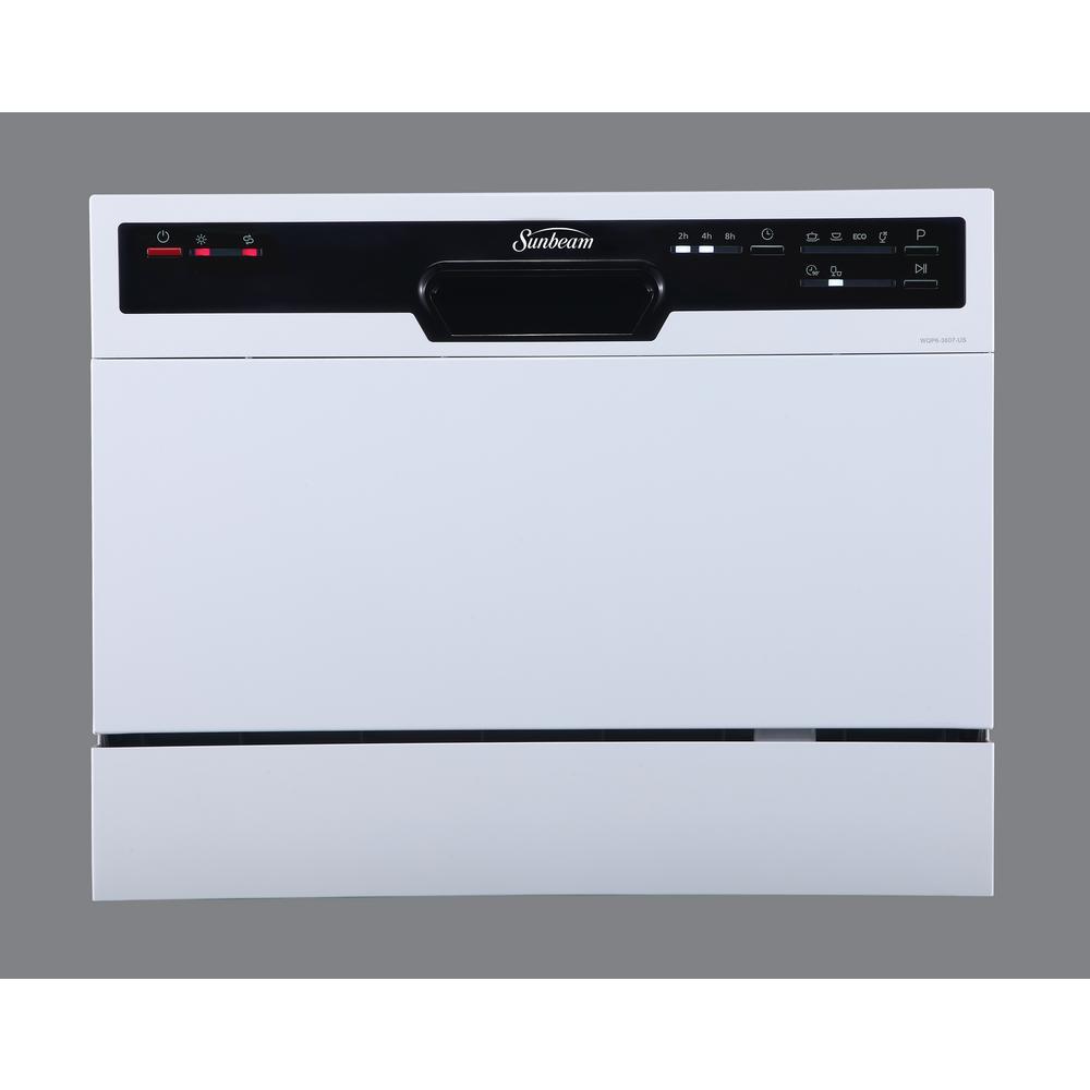 Sunbeam Portable Countertop Dishwasher