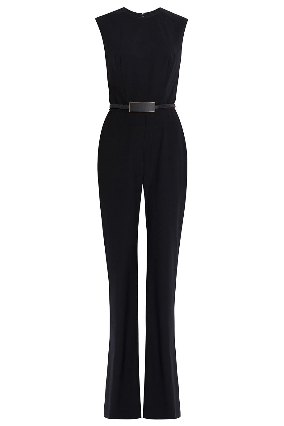 Wool Jumpsuit By ELIE SAAB @ http://www.boutique1.com/
