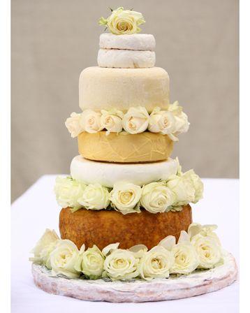10 Fairytale Wedding Cakes