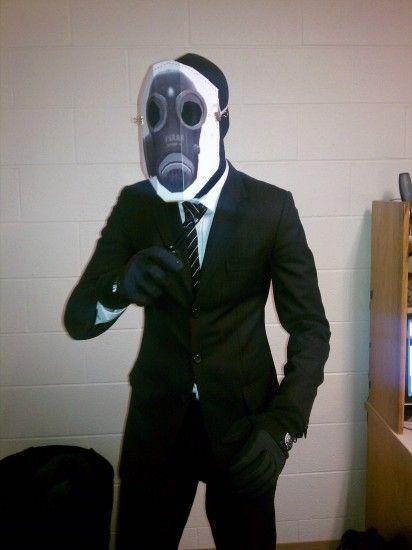 team fortress 2 spy mask