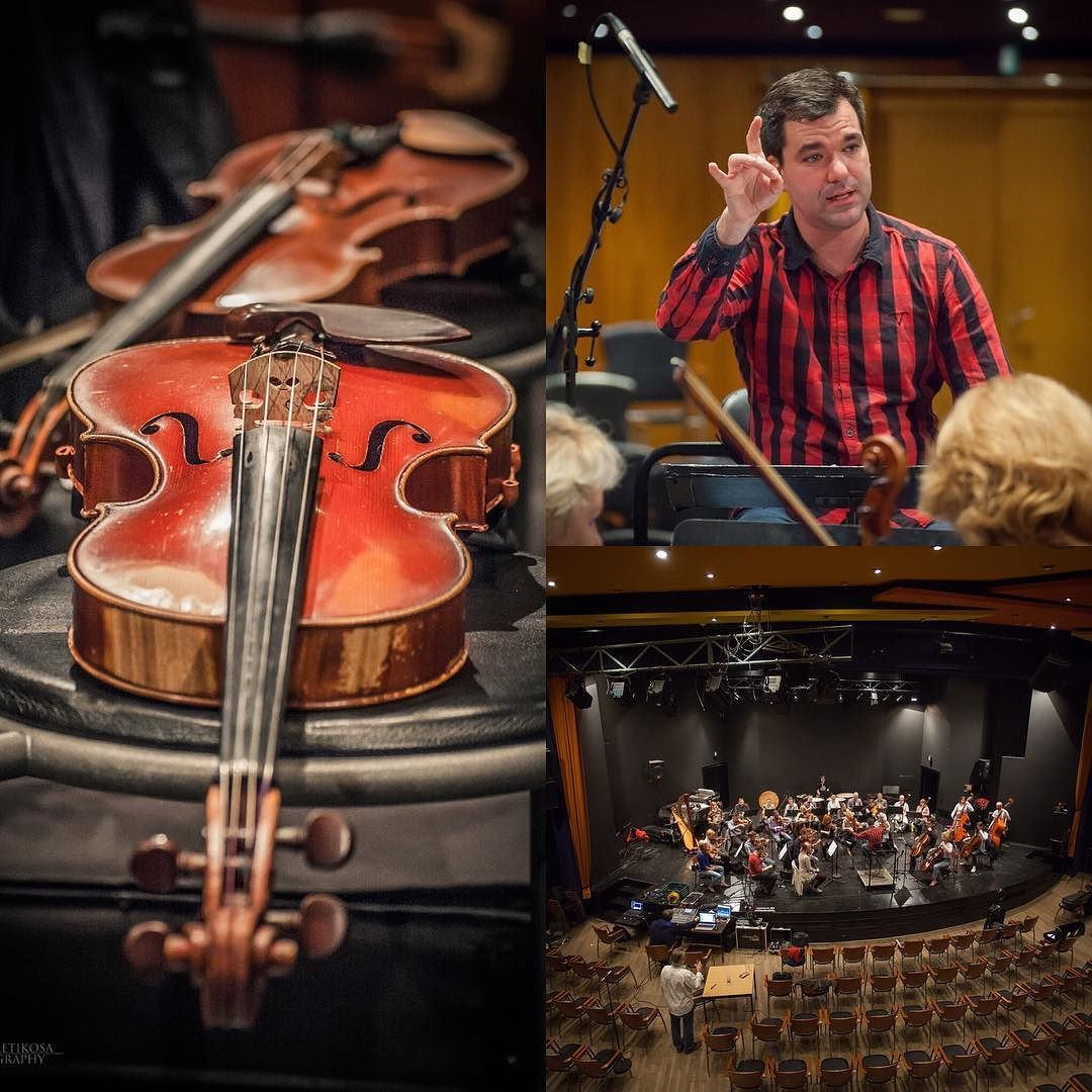 Great Shot By Photographer Mplet From A Recording Session In Zagreb Crotia This Fall Looking Forward To Again Working With Record Label Orchestra Violin