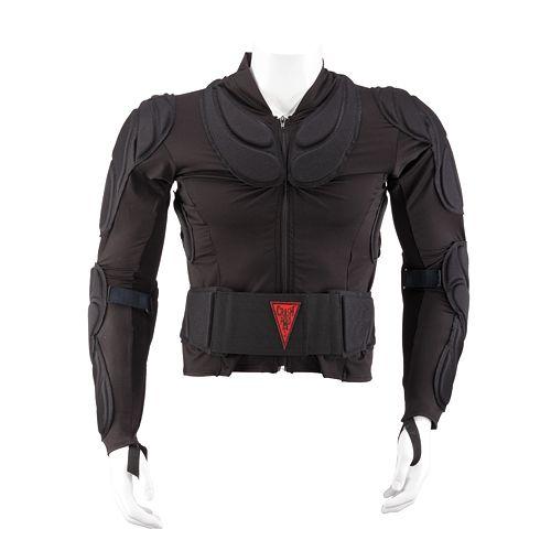 Crash Pads 6100 Upper Body Armor Nonrestrictive Armor For