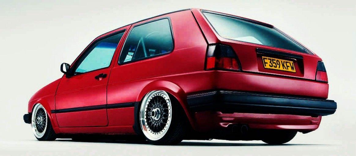 1989 Vw Golf Mk2 G60 Engined 1989 Vw Golf Mk2 G60 Engined Golf