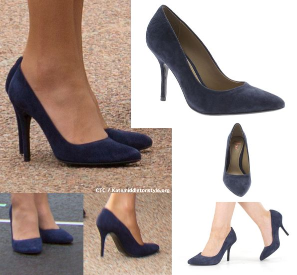 Kate Middleton's shoes • heels, wedges, boots & more