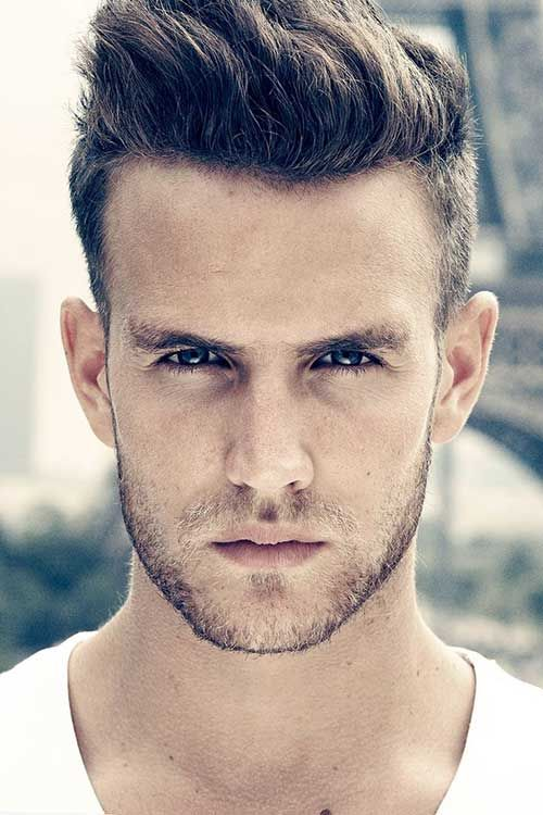 Hairstyle for Men 2015 | Fashion for Men♡ | Pinterest | Stylish ...