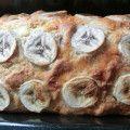 バナナ&ヨーグルトケーキ