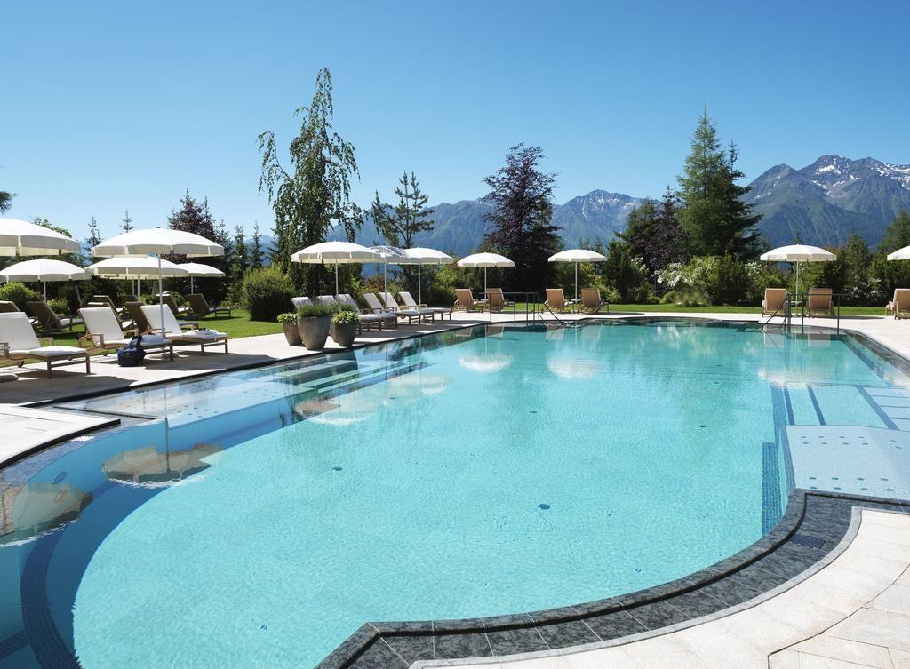 Bookingcom Interalpen Hotel Tyrol Gmbh Telfs Buchen Austria