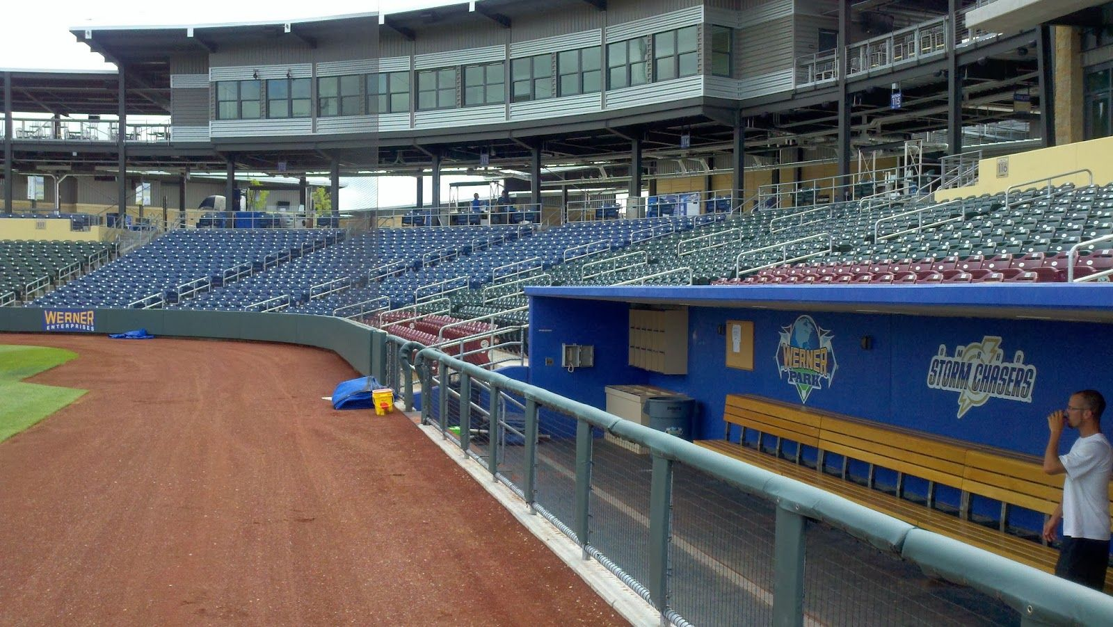 Smart Turf: Baseball Field Dugout Design And Layout Vol 2