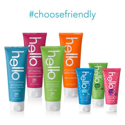 Say Hello To Our Newly Packaged Toothpaste And Three New