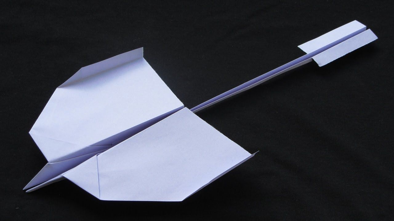 Paper Planes - How to make a Paper Airplane that Flies Far - Best ...