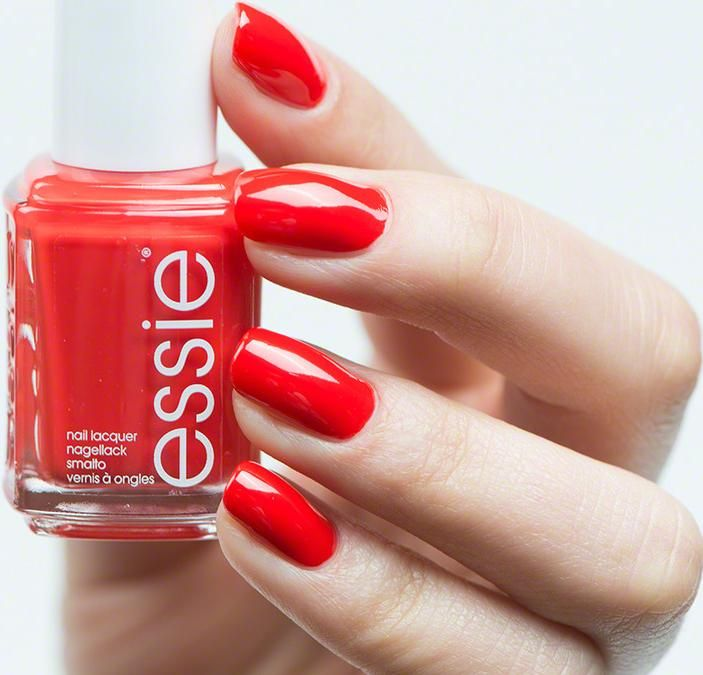 Rote Essie Nagellacke | Pinterest | Nail stuff, Nail polish ...