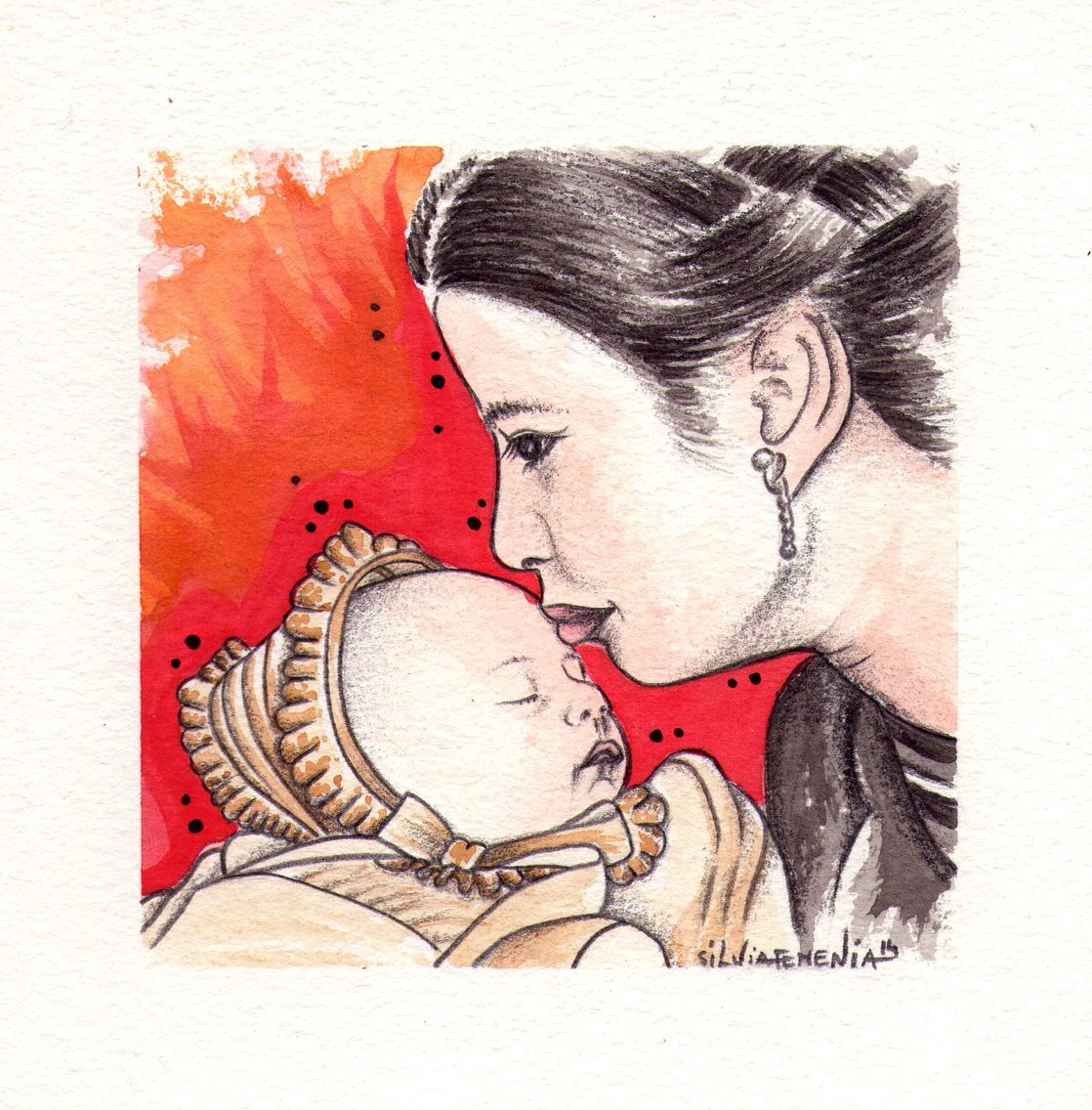 BESAR A MI PRÍNCIPE Un beso  es la expresión mas hermosa  que existe para demostrar nuestro amor.   Besar a mi príncipe  es el mejor gesto que tengo para darle el cariño y el afecto que mi pequeño necesita. Para que sepa  que estoy a su lado,  que lo quiero con locura  y que es lo más importante y maravilloso de mi vida.   Dedicada a Vanessa,  por ser una maravillosa madre
