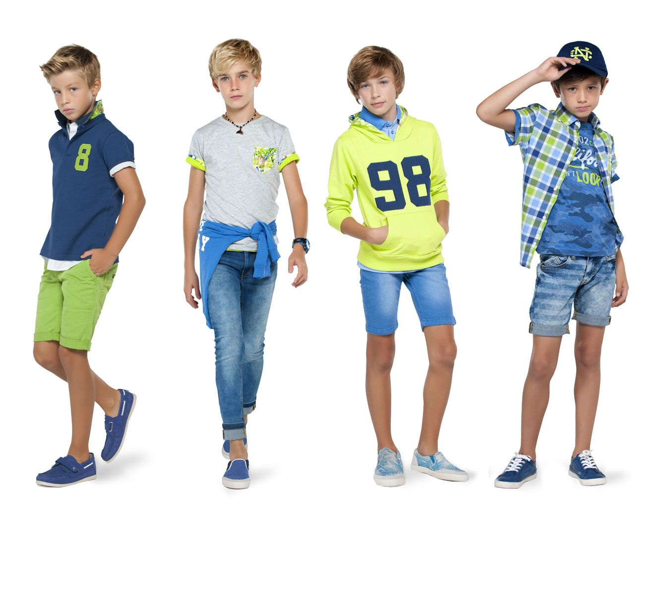 Mayoral Junior Collection Spring Summer 2016  dc8b2b5424