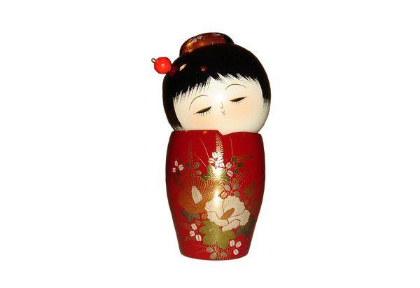 Yumeji Kokeshi Doll