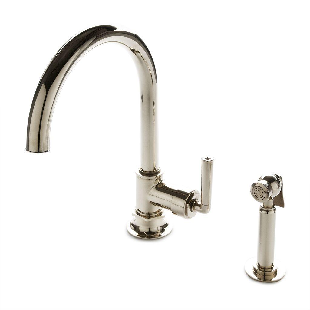 Waterworks Henry Kitchen Faucet   http://latulu.info/feed ...