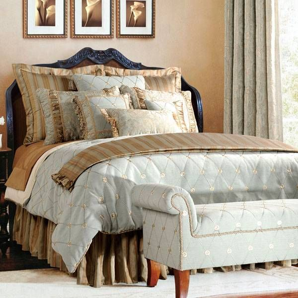CustomOrder   Jennifer Taylor Savannah King Comforter 10 Piece Bed In A Bag  By Jennifer Taylor Bedding : The Home Decorating Company
