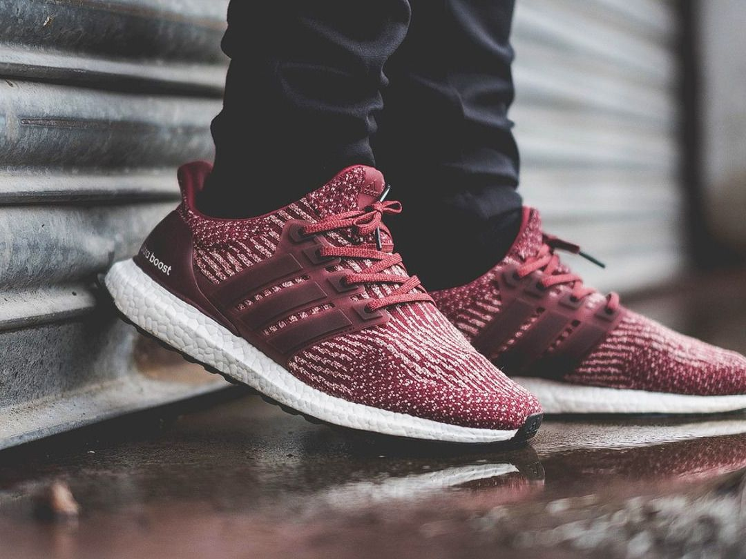 official photos 793a4 407a9 Adidas Ultra Boost 3.0 - Burgundy - 2016 (by thomas 1986)