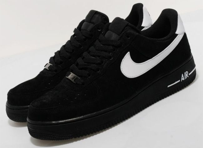 air force one shoes black