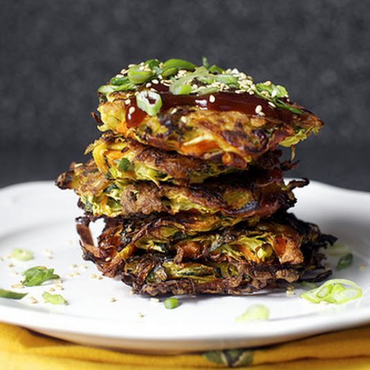 Okonomiyaki japanese veggie pancakes recipe vegetable pancakes okonomiyaki japanese veggie pancakes asian recipesjapanese food forumfinder Choice Image