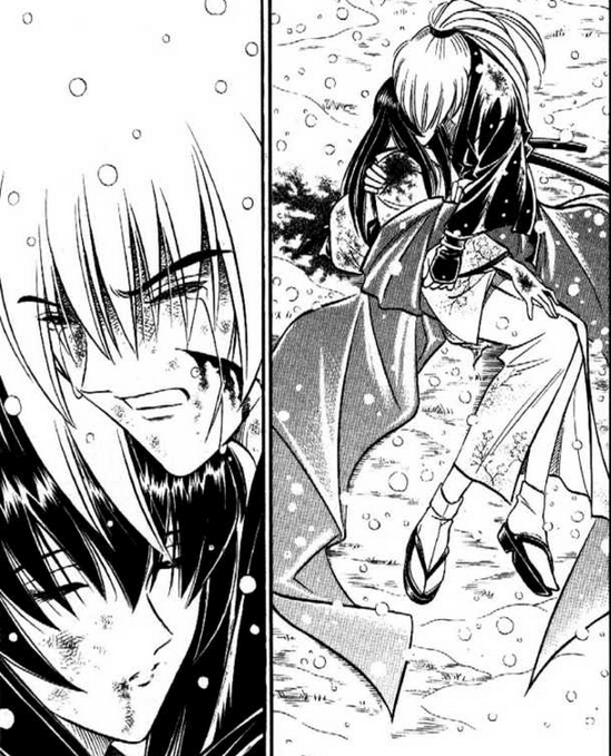 Pin By Mariana On RK/Kenshin/Tomoe