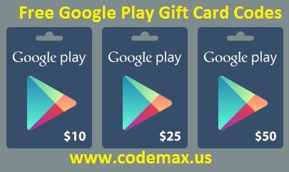 Google Play Free Gift Cards How To Get Free Google Play Cards