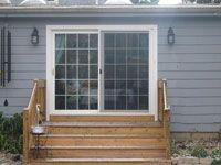 View Patio Door Deck Ideas Images