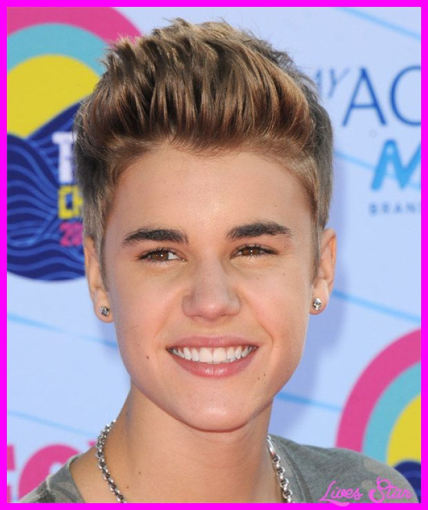 Pin By Serkan Cesmeciler On Lives Star Justin Bieber Hair Styles