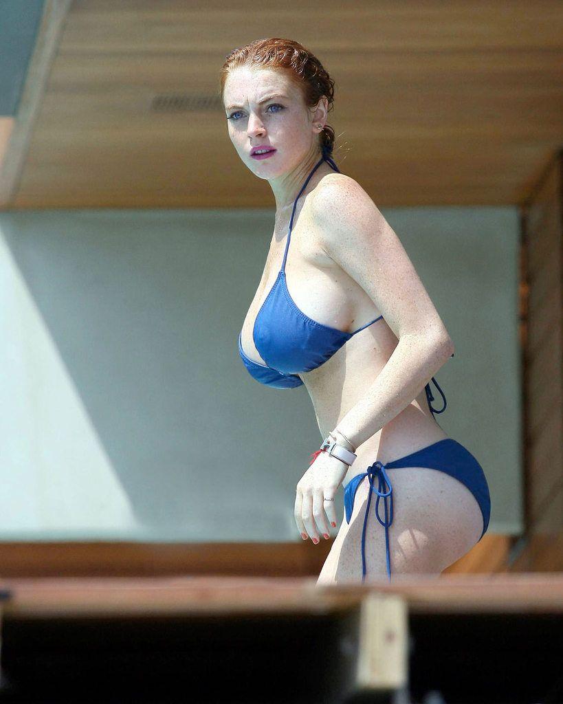 Watch Michael Lohan:Look At Lindsay Lohan's Naked Boobs Bleurgh, No!' video