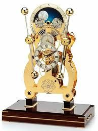 Sinclair Harding Clocks Clock Unusual Clocks Skeleton Clock