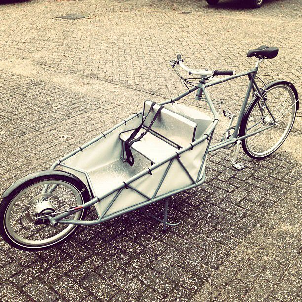 Not just another cool cargo bike