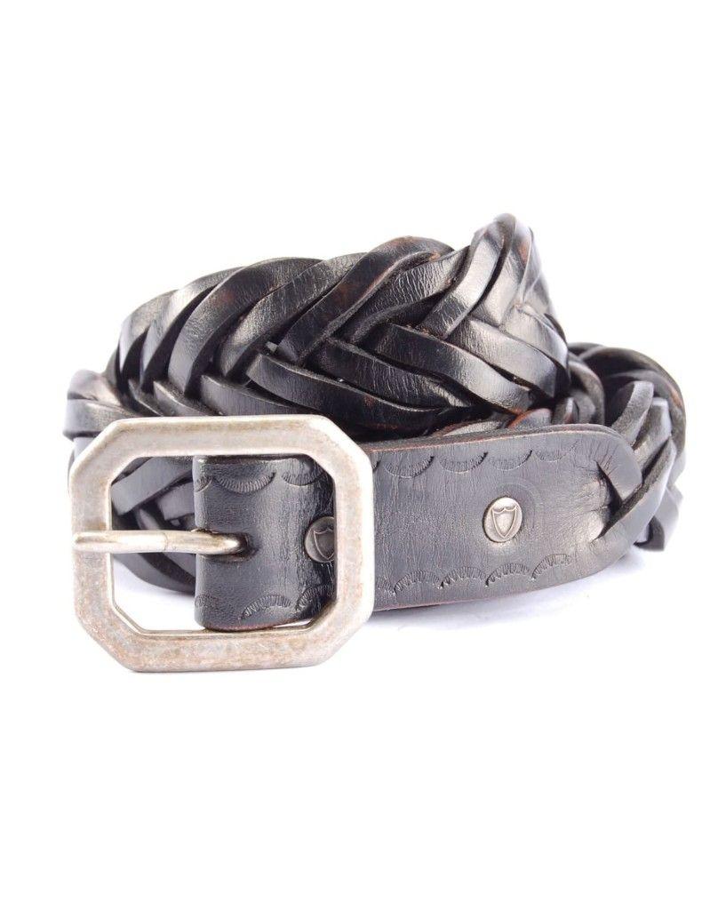 BRADY #htclosangeles #hollywoodtradingcompany #online #shop #man #woman #accessories #leather #belt #studs #leatherbelt