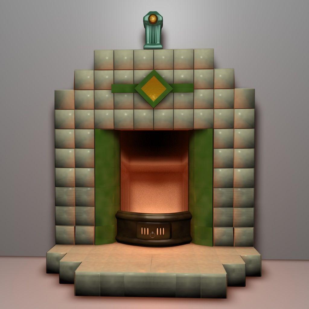 art deco fireplace | Art Deco Fireplaces | Pinterest | Cheminée art ...