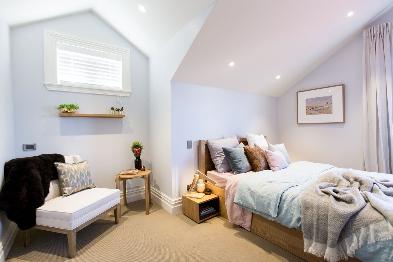 Master Bedroom On Suite Cat Jeremys Master Bedroom Ensuite The Block Nz 2015