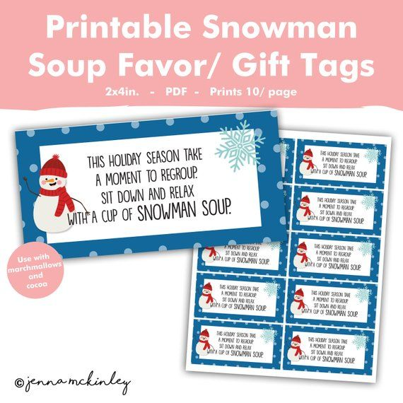 graphic regarding Snowman Soup Printable identified as Printable Snowman Soup Rhyme Very hot Cocoa Neighbor Coworker