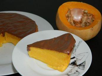 Torta de auyama: pastel de calabaza tipo pudín típico de Venezuela. Por fin llegamos a un nuevo país latinoamericano, concretamente a Venezuela. La verdad es que hasta ahora la sección de América se había limitado …