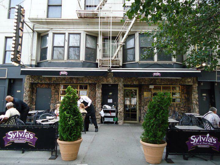 Restaurante Sylvias's, Harlem. NY