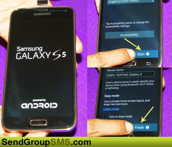 Do you know how to hard reset and factory reset Samsung Galaxy S5